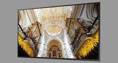 49 inch LED Display Rental Lisbon