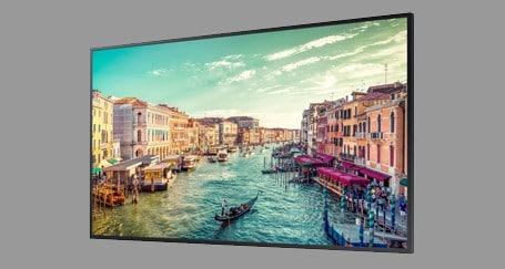 55 inch tv screen rental Madrid Spain