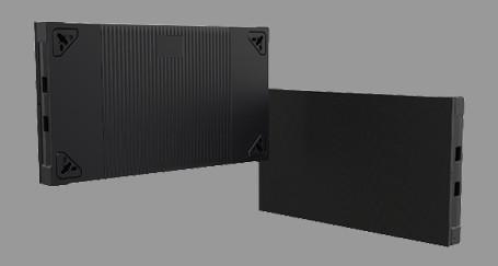 Roe Amber Led Panel Fixed Install and AV Integration