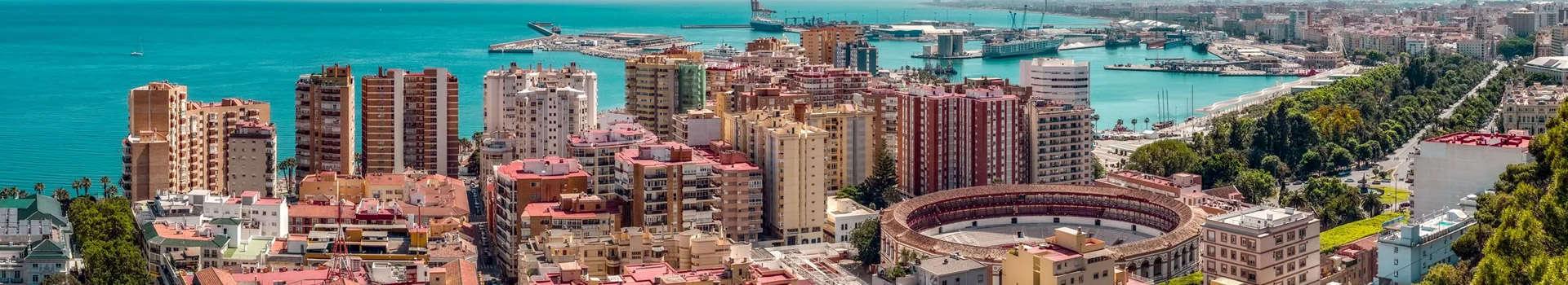 Sea-Coast-Malaga-Spain