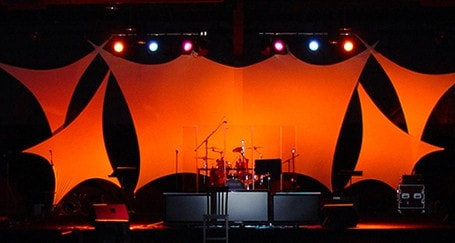 Stretch Shapes and Truss Covers Rental