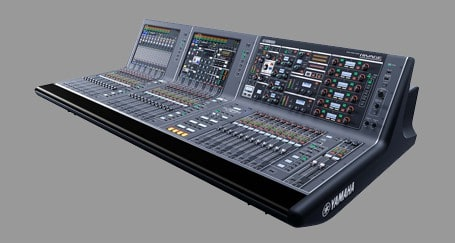 Yamaha Rivage pm7 Sound Console Rental